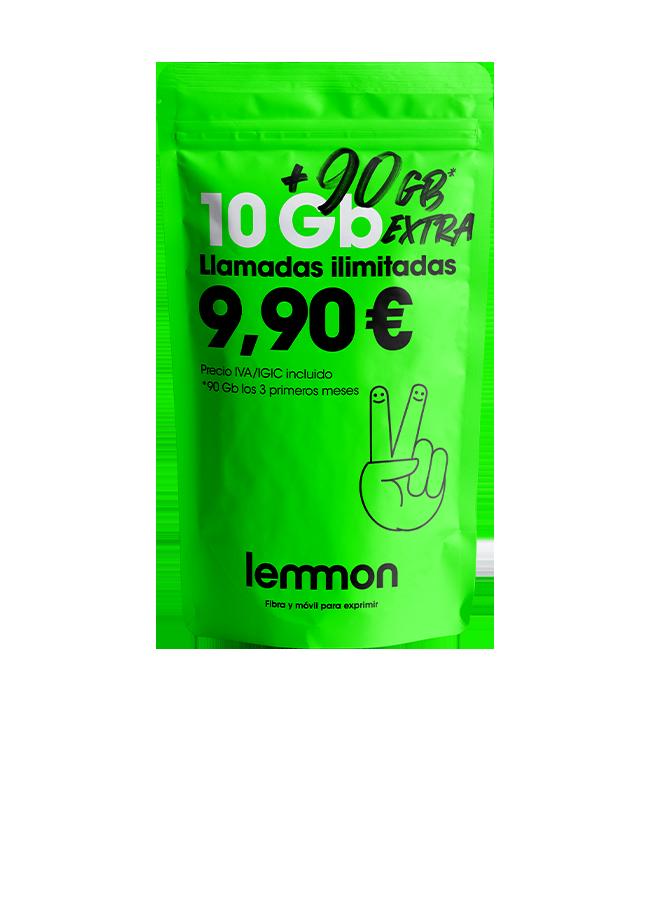 Lemmon tarifa móvil